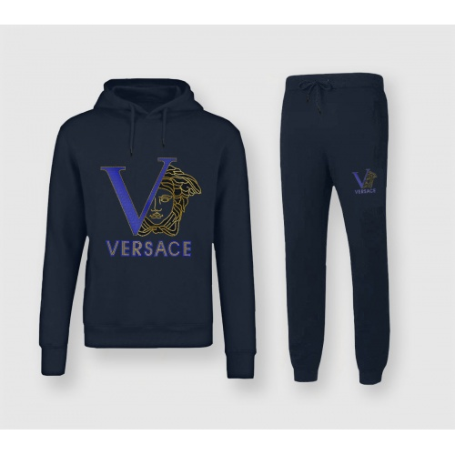 Versace Tracksuits Long Sleeved For Men #919601