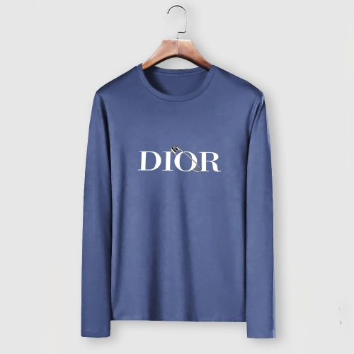 Christian Dior T-Shirts Long Sleeved For Men #919883
