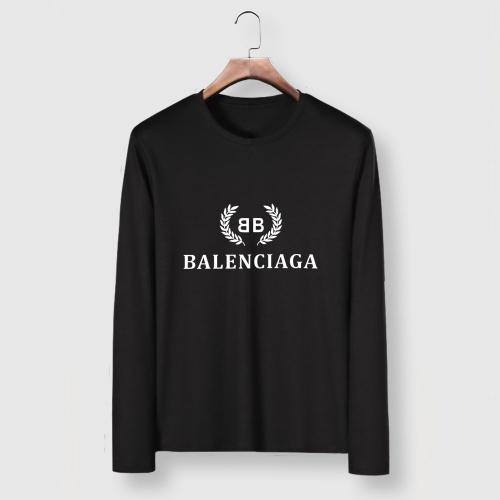Balenciaga T-Shirts Long Sleeved For Men #919954