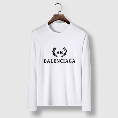 Balenciaga T-Shirts Long Sleeved For Men #919957