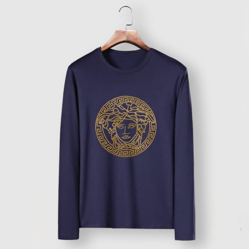 Versace T-Shirts Long Sleeved For Men #919966