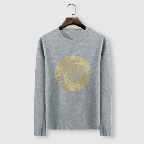 Versace T-Shirts Long Sleeved For Men #919969