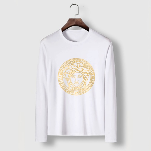 Versace T-Shirts Long Sleeved For Men #919970