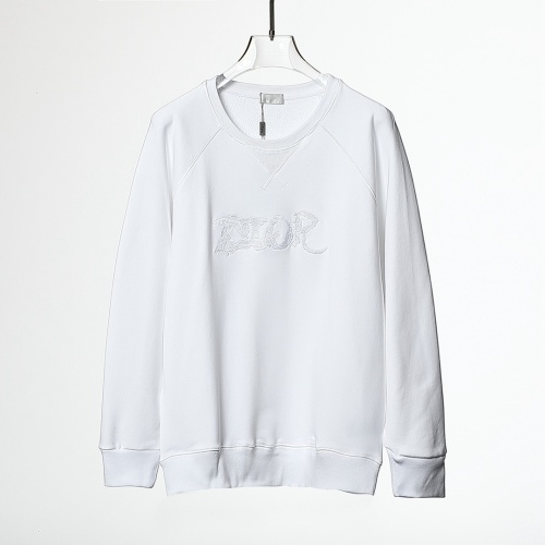 Christian Dior Hoodies Long Sleeved For Unisex #920009