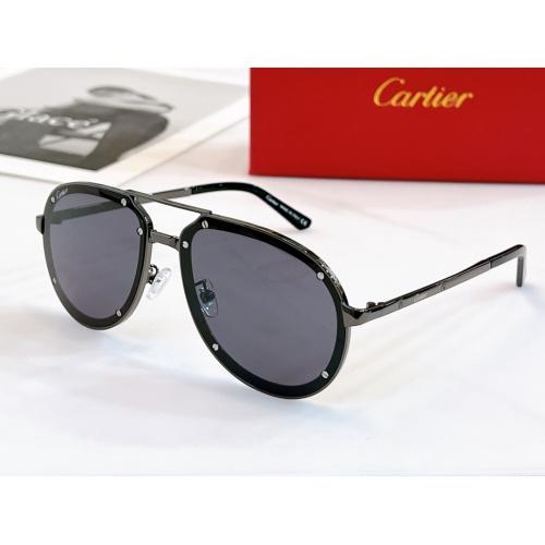 Cartier AAA Quality Sunglassess #920220