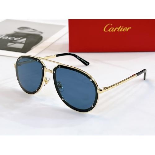 Cartier AAA Quality Sunglassess #920223