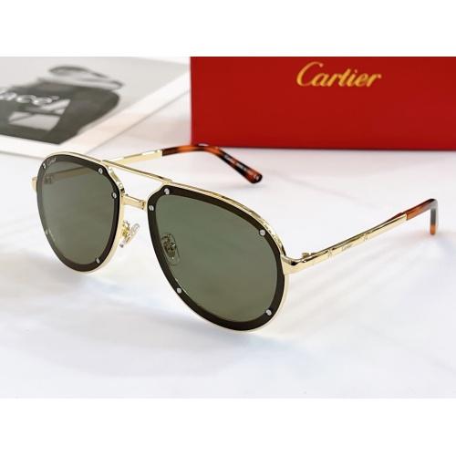 Cartier AAA Quality Sunglassess #920224