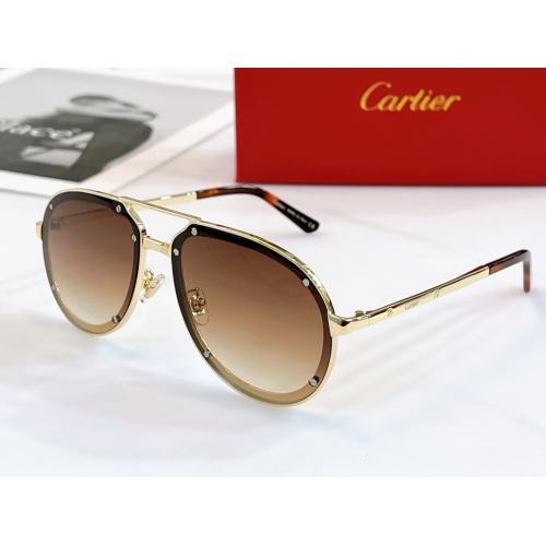 Cartier AAA Quality Sunglassess #920225
