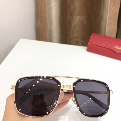 Cartier AAA Quality Sunglassess #920230