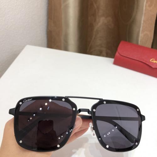 Cartier AAA Quality Sunglassess #920233