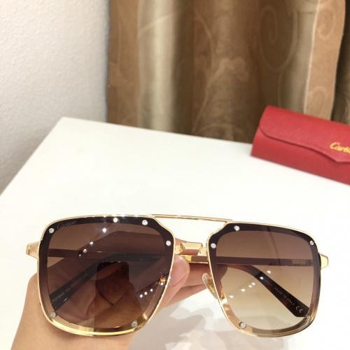 Cartier AAA Quality Sunglassess #920236