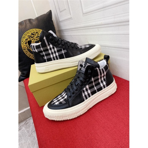 Burberry High Tops Shoes For Men #920768
