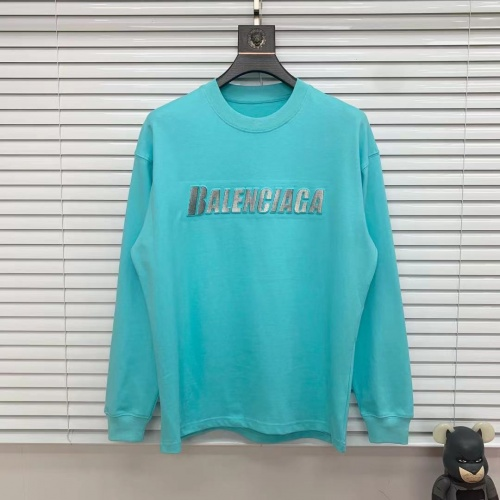 Balenciaga Hoodies Long Sleeved For Unisex #920978