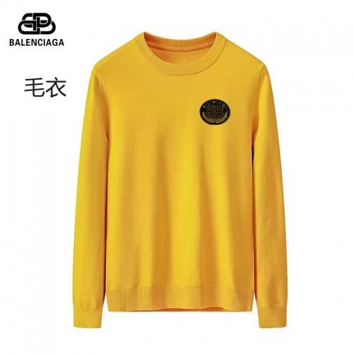 Balenciaga Sweaters Long Sleeved For Men #921038