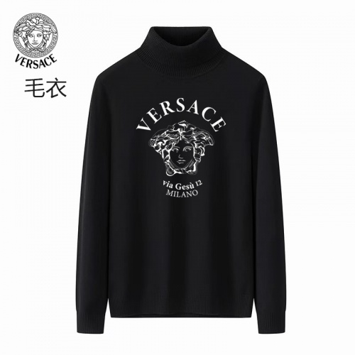 Versace Sweaters Long Sleeved For Men #921061