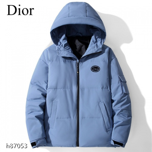 Christian Dior Down Feather Coat Long Sleeved For Men #921124