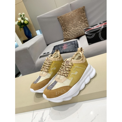 Versace Casual Shoes For Men #922091